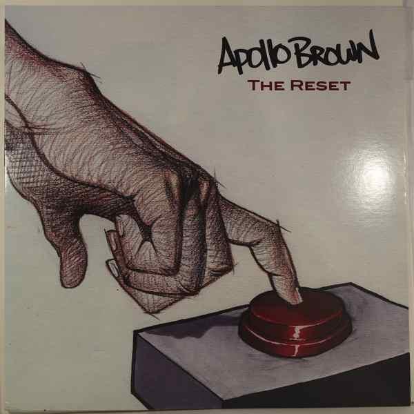 APOLLO BROWN - The Reset - LP