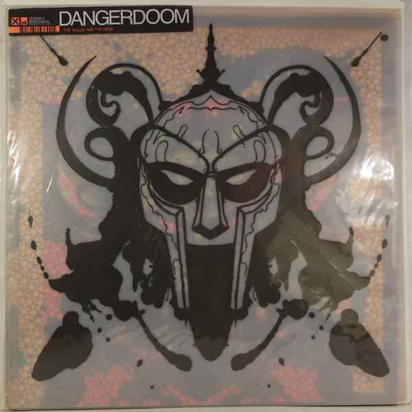 DANGERDOOM - The Mouse And The Mask - LP x 2