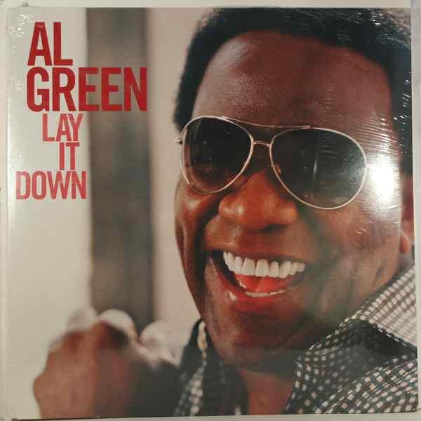 AL GREEN - Lay It Down - 33T x 2