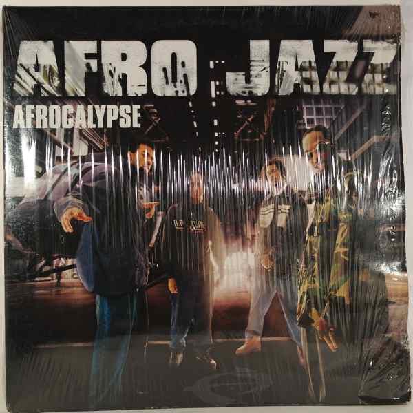 AFRO JAZZ - Afrocalypse - 33T x 2
