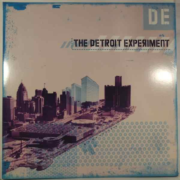 THE DETROIT EXPERIMENT - Same - LP x 2