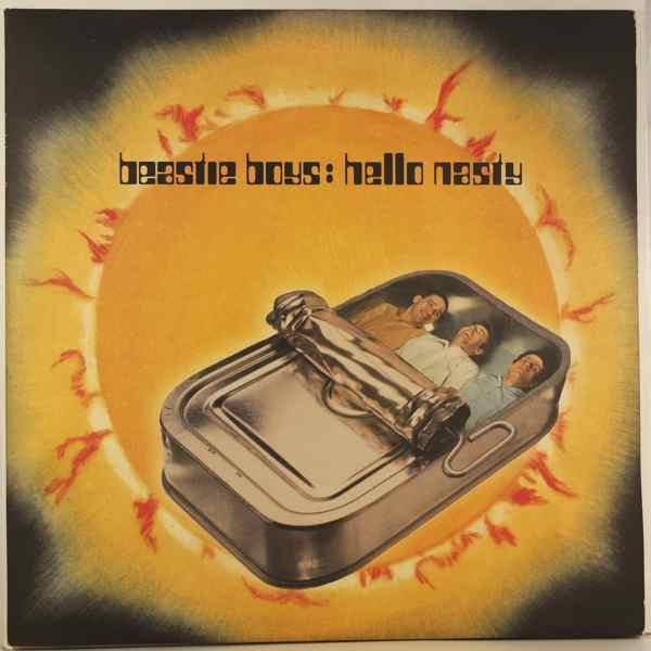 BEASTIE BOYS - Hello Nasty - LP
