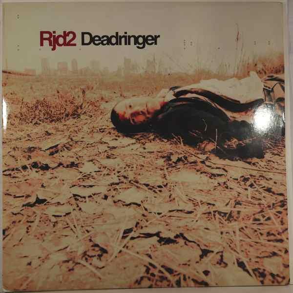 RJD2 - Dead Ringer - LP x 2