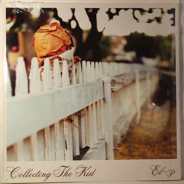 EL-P - Collecting The Kid - 33T x 2