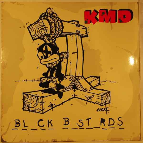 KMD - Black Bastards - LP x 2