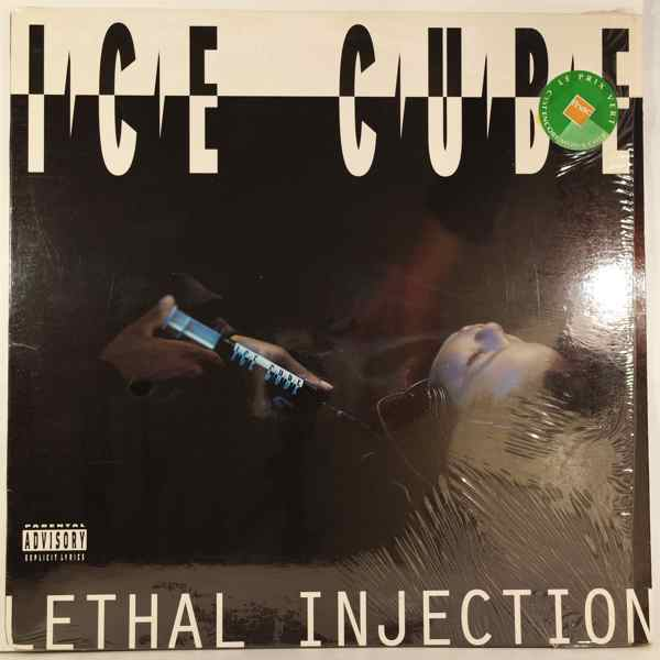 ICE CUBE - Lethal Injection - LP