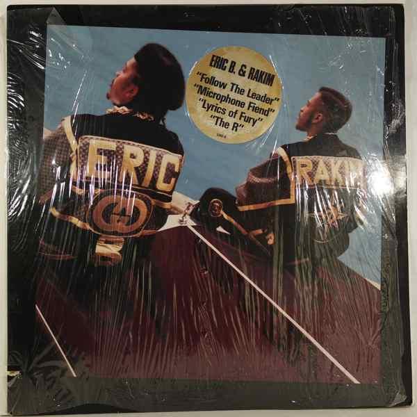 ERIC B & RAKIM - Follow The Leader - LP