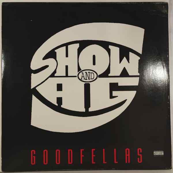 SHOW & A.G. - Goodfellas - LP x 2