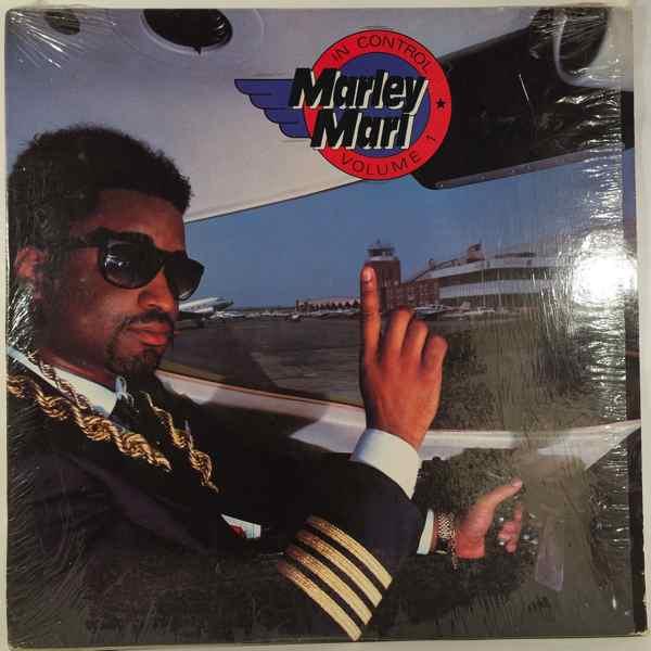 MARLEY MARL - In Control Vol. 1 - LP