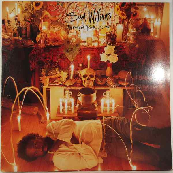 SAUL WILLIAMS - Amethyst Rock Star - LP