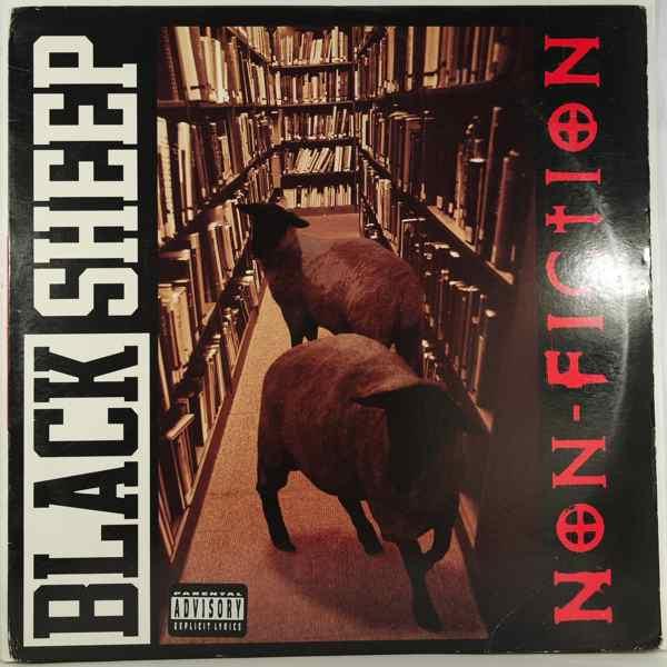 BLACK SHEEP - Non-Fiction - LP x 2