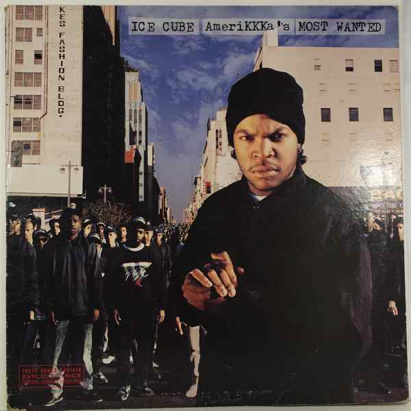 ICE CUBE - AmeriKKKa's Most Wanted - LP