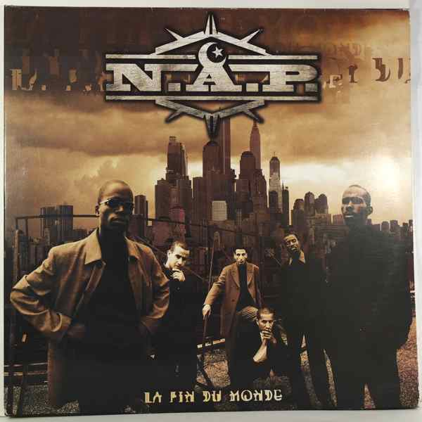 N.A.P. - La Fin Du Monde - LP x 2