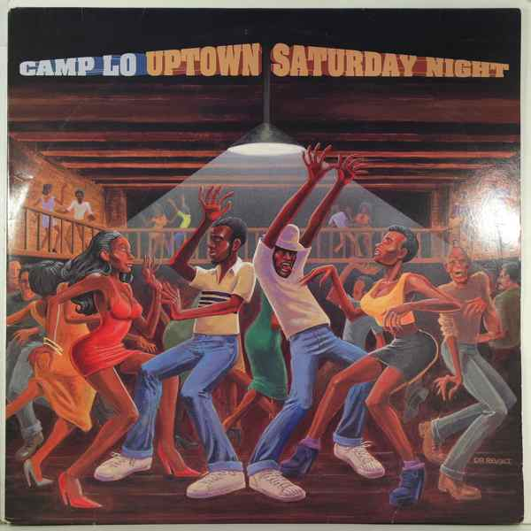 CAMP LO - Uptown Saturday Night - LP x 2