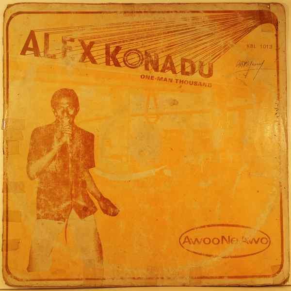 ALEX KONADU - Awooneawo - LP