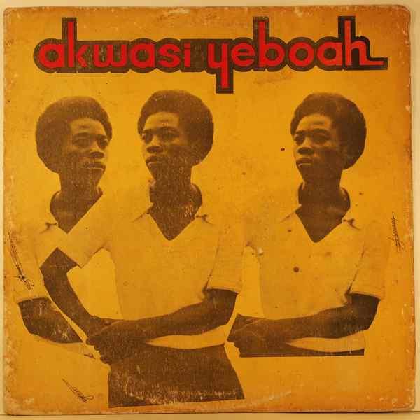 AKWASI YEBOAH - Same - LP