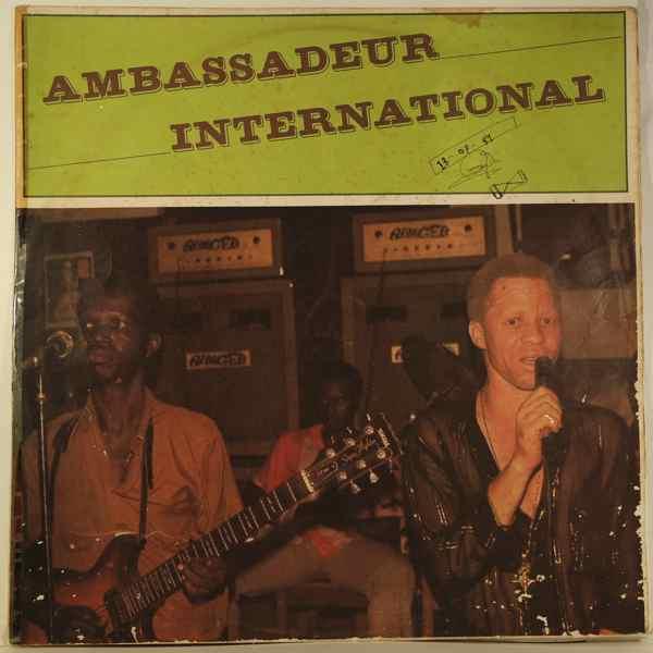 AMBASSADEUR INTERNATIONAL - Same - LP