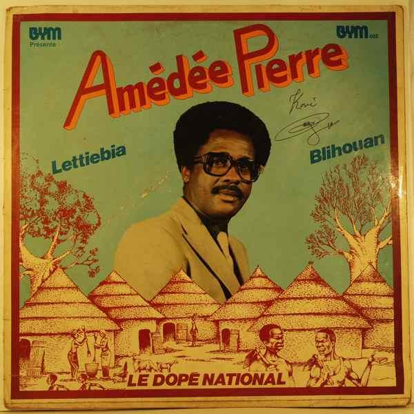 AMEDEE PIERRE - Lettiebia - LP