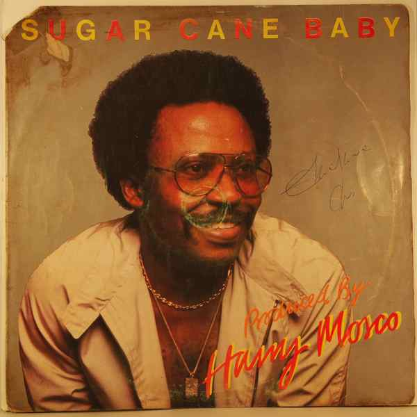 HARRY MOSCO - Sugar cane baby - 33T