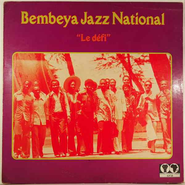 BEMBEYA JAZZ NATIONAL - Le defi - LP