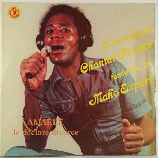 CHANTAL PREMOT - Amaele - LP