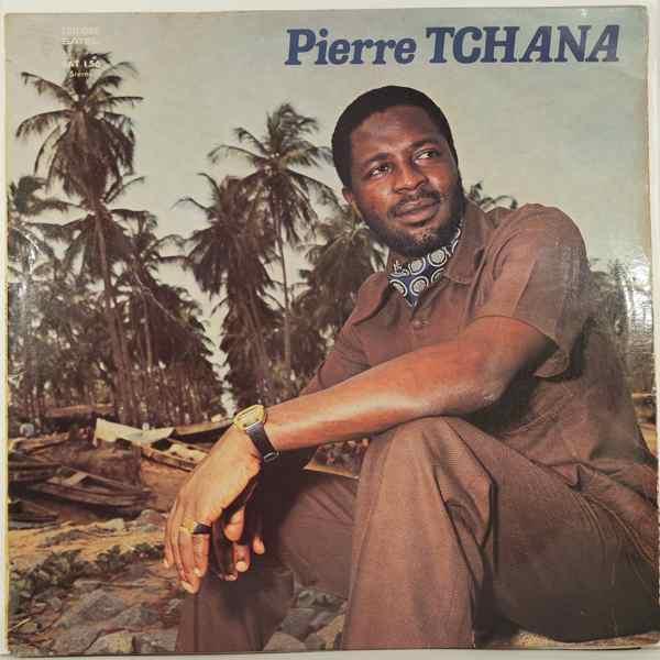 PIERRE TCHANA - Same - LP