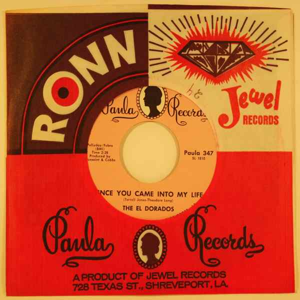 THE EL DORADOS - Since you came into my life / Looking in from the outside - 7inch (SP)