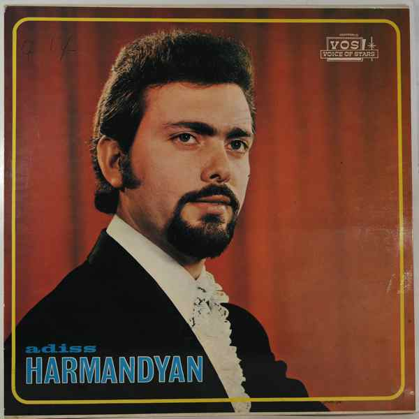 ADISS HARMANDYAN - Same - 33T