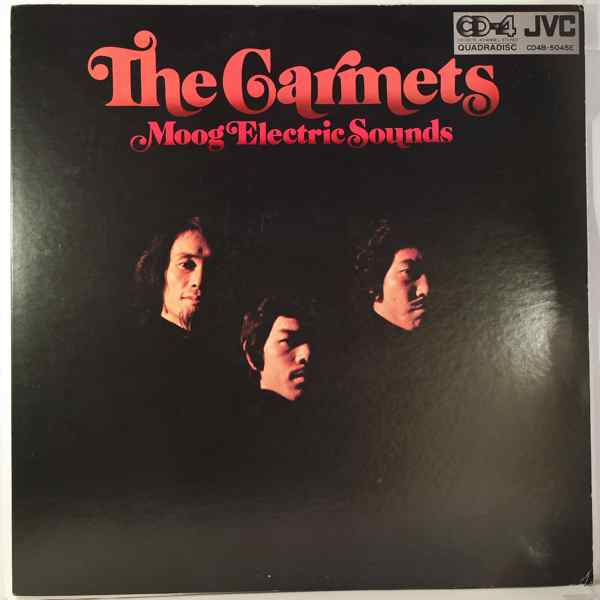 The Carmets Moog Electric Sounds