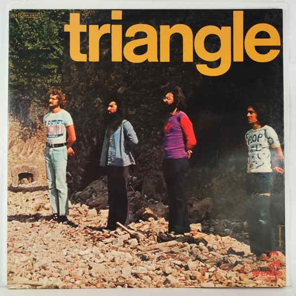 TRIANGLE - Same - LP