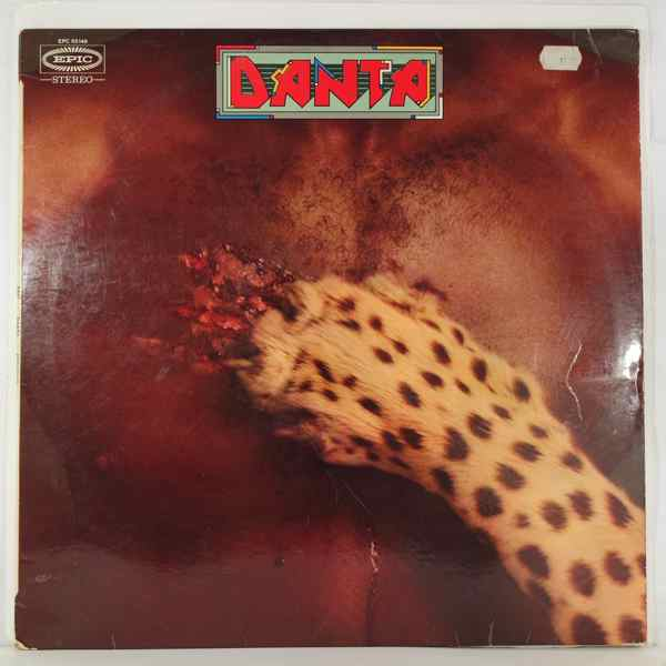 DANTA - Same - LP