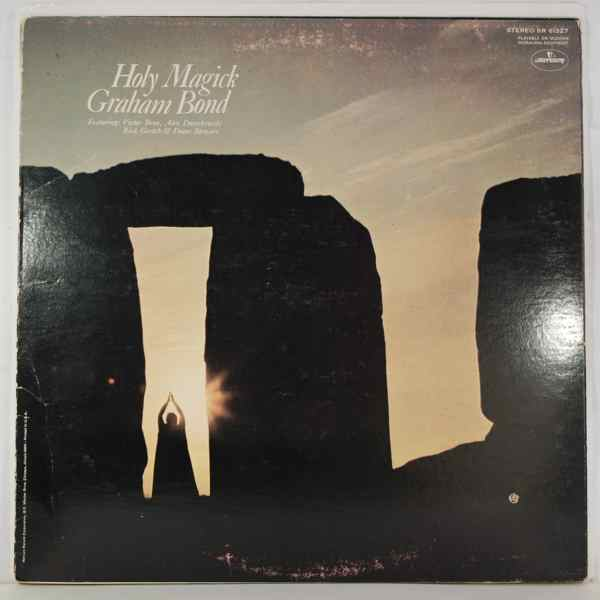GRAHAM BOND - Holy Magick - LP