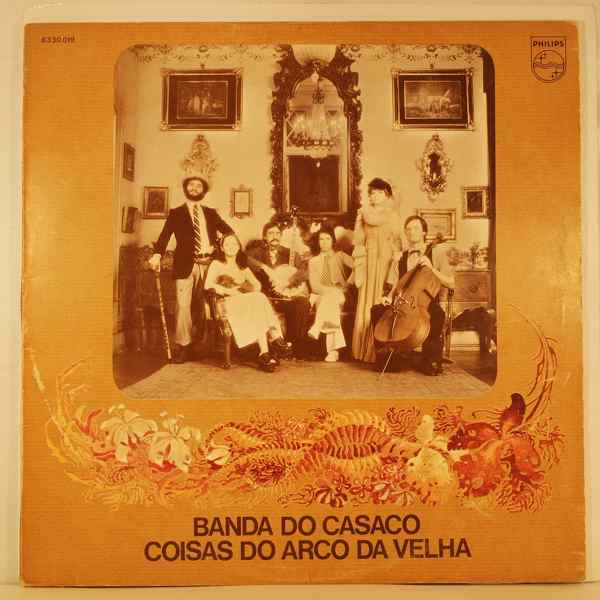 BANDA DO CASACO - Coisas Do Arco Da Velha - LP