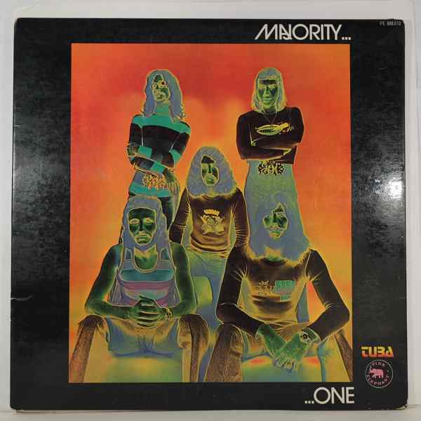 MAJORITY ONE - Same - LP
