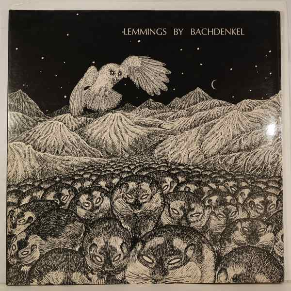 BACHDENKEL - Lemmings - LP