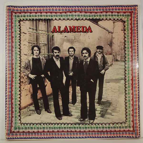 ALAMEDA - Same - LP