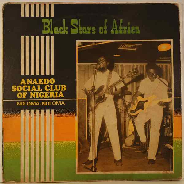 Black Stars of Africa Anaedo Social Club of Nigeria