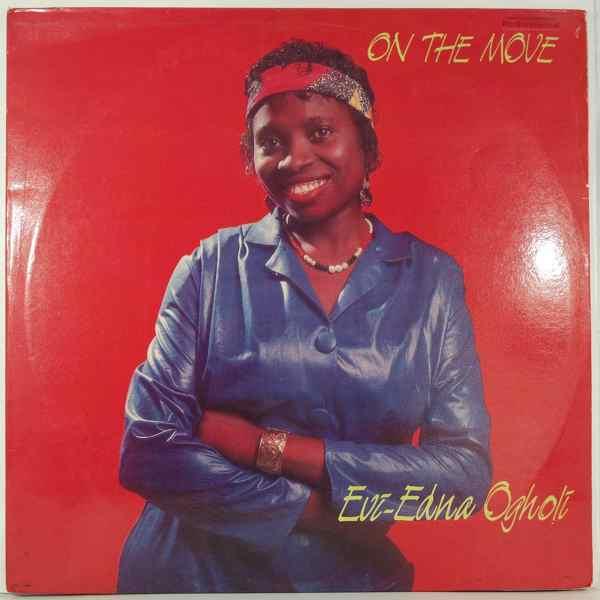 EVI-EDNA OGHOLI - On the move - LP