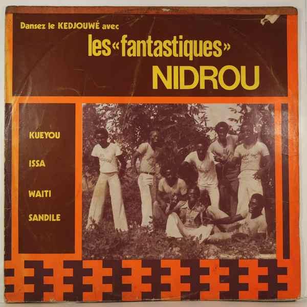 Les Fantastiques Nidrou Dansez le Kedjouwe