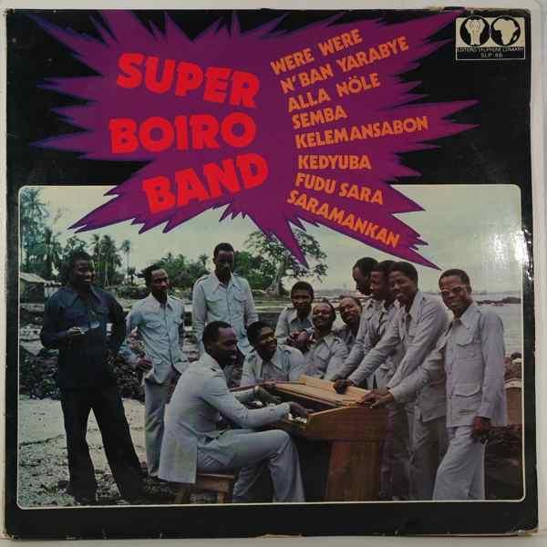Super Boiro Band Same