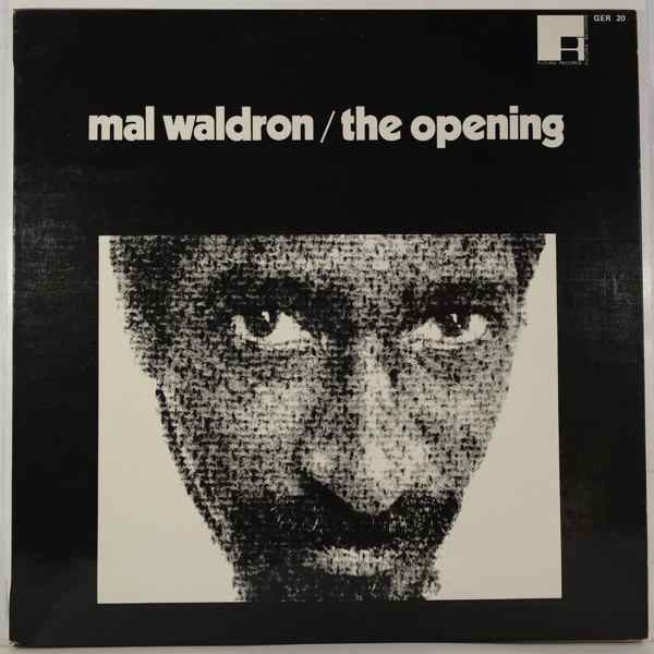 MAL WALDRON - The Opening - LP