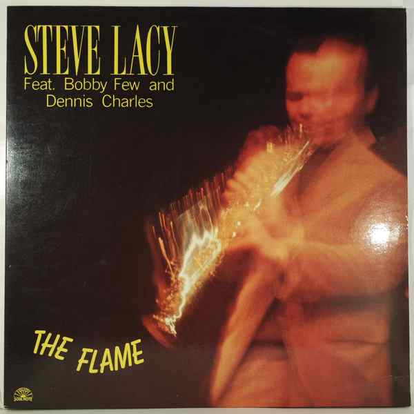 STEVE LACY - The Flame - LP