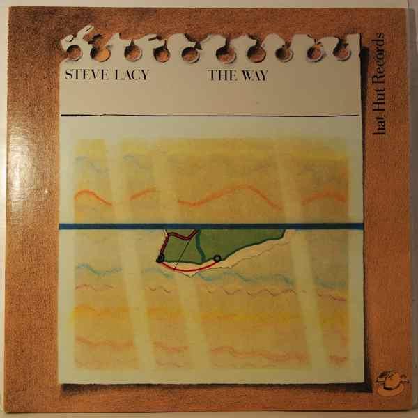 STEVE LACY - The Way - LP x 2