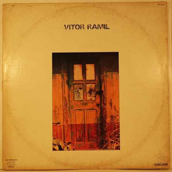 VITOR RAMIL - A Paixao De V Segundo Ele Proprio - LP