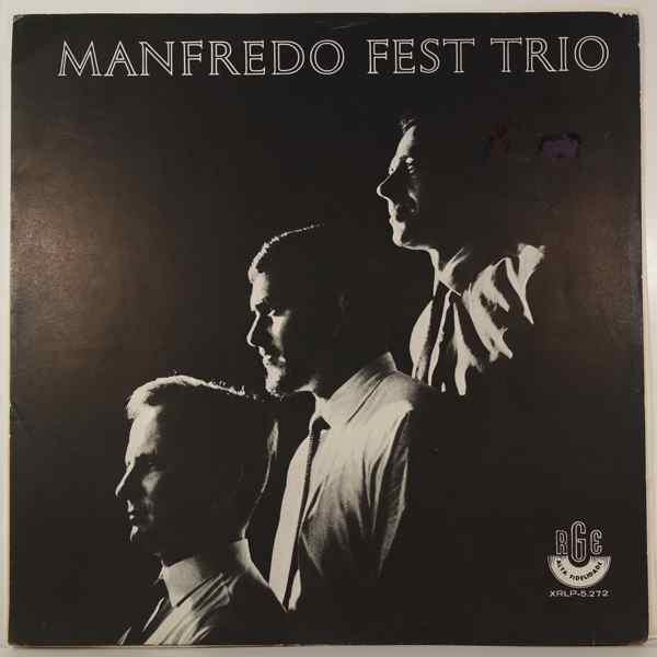 MANFREDO FEST TRIO - Same - LP