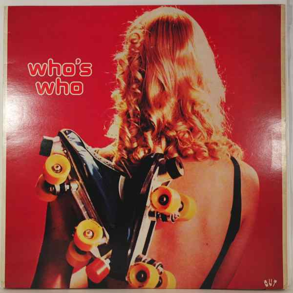 WHO'S WHO - Same - LP