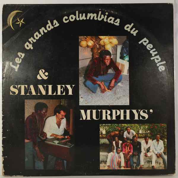LES GRANDS COLUMBIAS DU PEUPLE & STANLEY MURPHY - Same - LP