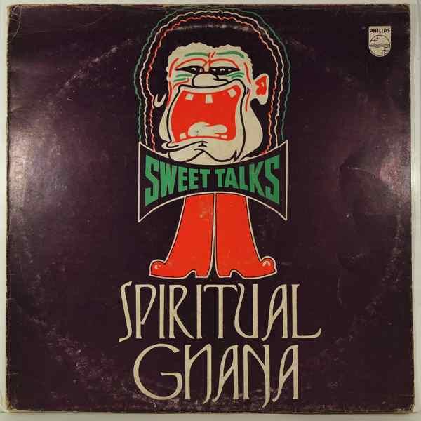SWEET TALKS - Spiritual Ghana - 33T