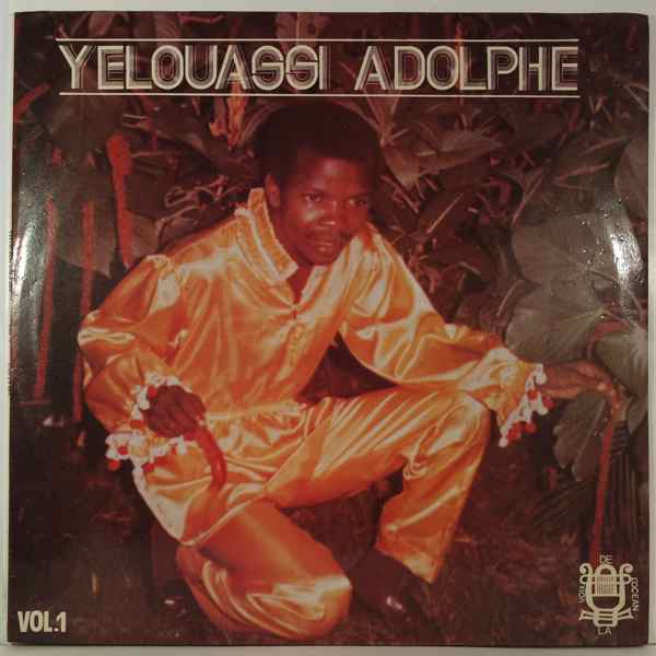 YELOUASSI ADOLPHE - Volume 1 - 33T