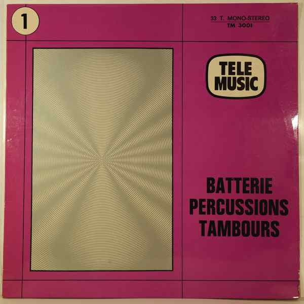 Andre Arpino Batterie Percussions Tambours